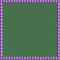 Deco Pearl Frame~Purple©Esme4eva