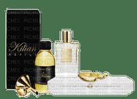 Perfume Gold Black White  - Bogusia