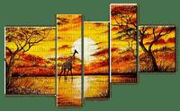 african banner paysage afrique