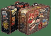 Valise.Suitcase.baggage.vintage.Victoriabea