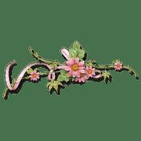 Pink Deco Flower