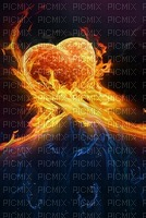background heart laurachan