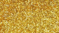 Gold glitter background