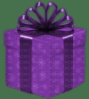 Kaz_Creations Gift Box Birthday Ribbons Bows  Occasion Purple