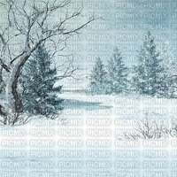 Winter landscape_hiver paysage