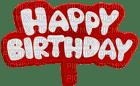 Kaz_Creations Deco Sign Happy Birthday