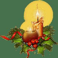 christmas vintage candle noel bougie
