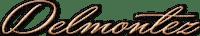 soave text logo delmontez beige