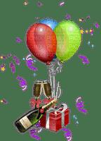 Happy birthday,balloons,gift