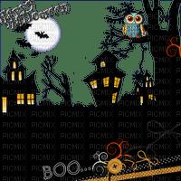 halloween bg fond transparent