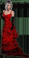 femme en rouge.Cheyenne63