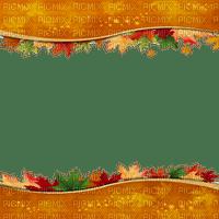 frame border autumn cadre bordure automne