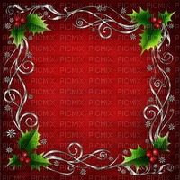 fond décoration Noël_background decoration Christmas _red