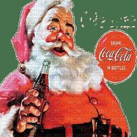 coca cola santa vintage