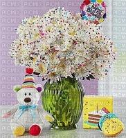 Flowers fleurs flores art ours en peluche