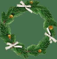 Christmas _Crown_ decoration_Noël couronne décoration  _tube