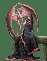 dragon femme (