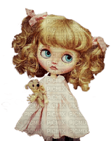 blond girl child