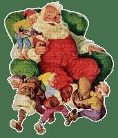 Weihnachtsmann, Weihnachtselfen