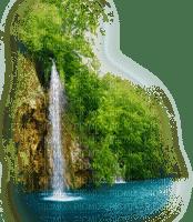 Tube Fond cascade