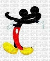 image encre lettre T Mickey Disney edited by me