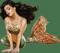 Mermaid. Leila