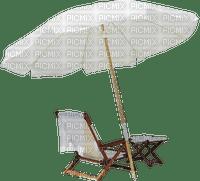 deck chair stuhl chaise  furniture sea beach plage tube parasol umbrella bouclier   strand summer ete deco