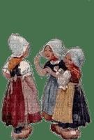 Holland, Mädchen, girls