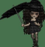 gothic doll  UMBRELLA gothique poupée PARAPLUIE