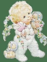 Baby, Teddys, Blumen