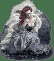 woman angel  femme ange