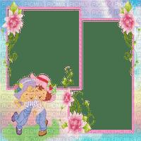 charlotte aux fraises cadre  strawberry shortcake frame