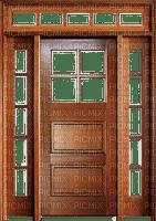 door tür porte tube room zimmer chambre wood brown front door porte d'entrée haustür