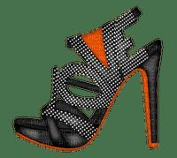 Kaz_Creations Deco Love Black Shoe Colours