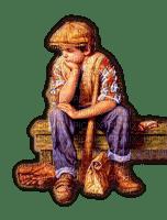 Rena Boy Junge Baseball Vintage
