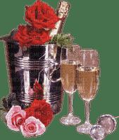 Kaz_Creations Scrap Deco Champagne Flowers