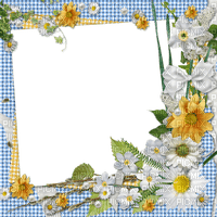 cadre-frame-background-spring-Blue DREAM 70- printemps-TUBE