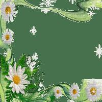 spring frame deco daisy flower ncadre printemps marguerite fleur s