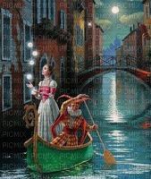Venise  carnival  harlequin Venezia