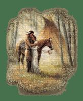 couple amérindien