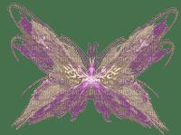 aze papillon violet purple
