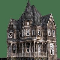 house dark gothic goth halloween