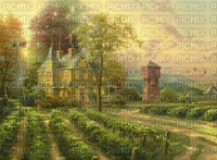 Landscape House, Manor, Mansion, Joyful226