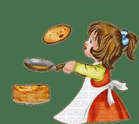 chandeleur enfant crepes pancakes child