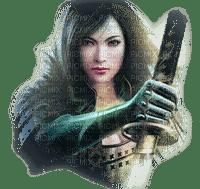 warrior woman asian guerrier femme asiatique