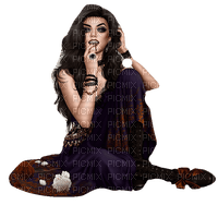 woman gothic femme gothique
