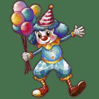 Kaz_Creations Cartoon Baby Clown Circus