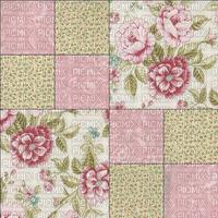 pink quilt background