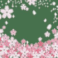 Fleurs roses pink flower sakura fleur rose