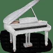 Kaz_Creations Piano White